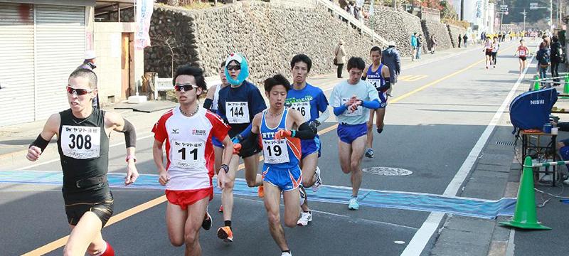 第53回 青梅マラソン the ohme 30 10 km road race