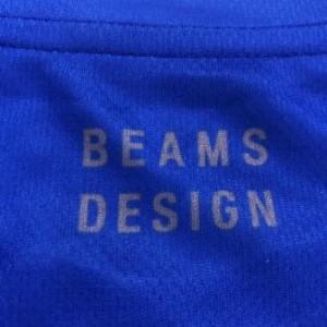 BEAMS DESIGN(R)限定Tシャツ